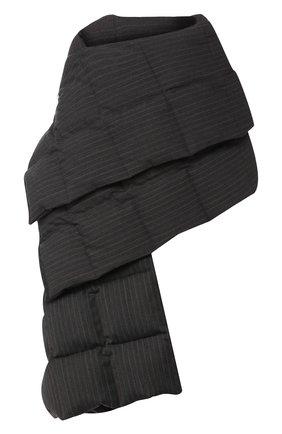 Пуховый шарф | Фото №1