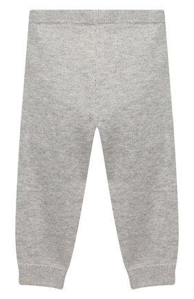 Детского комплект из пуловера и брюк KENZO серого цвета, арт. KP36013   Фото 5