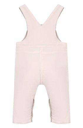 Детский вельветовый комбинезон TARTINE ET CHOCOLAT светло-розового цвета, арт. TP20001/1M-1A | Фото 2
