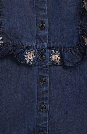 Джинсовая блузка | Фото №3
