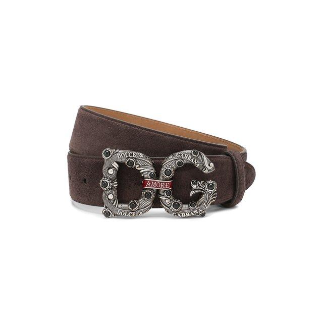Кожаный ремень Dolce & Gabbana