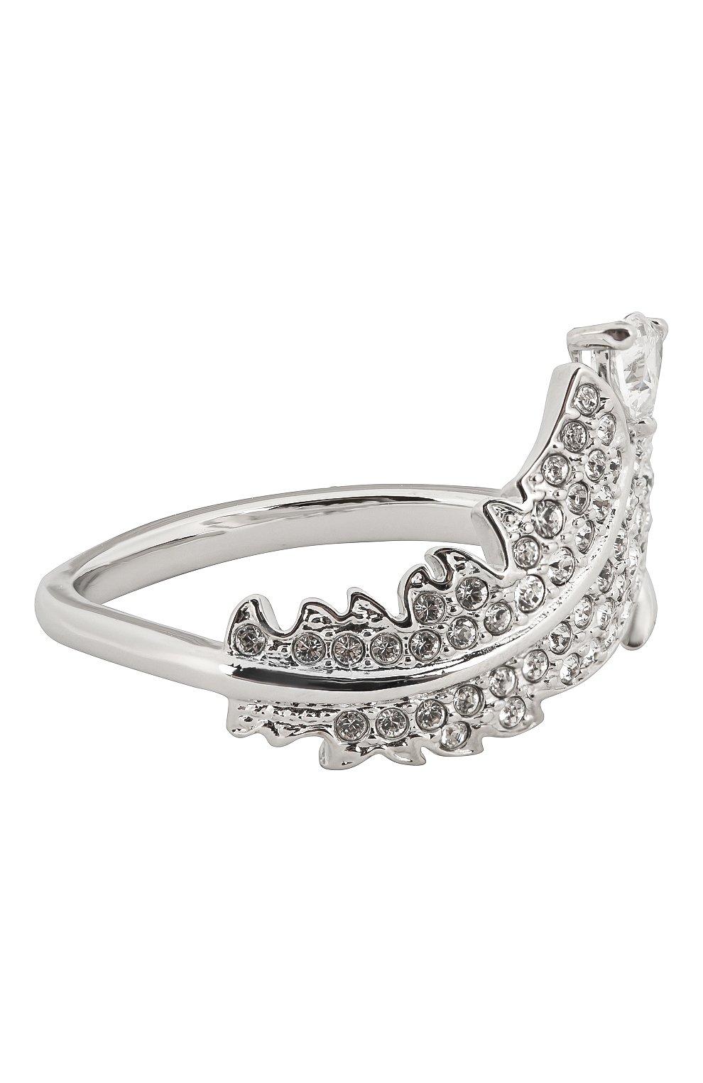 Женское кольцо nice SWAROVSKI серебряного цвета, арт. 5515030   Фото 1