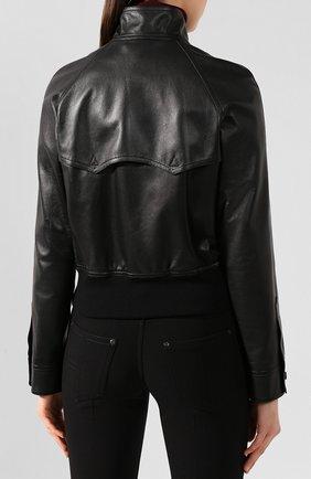 Кожаная куртка | Фото №4