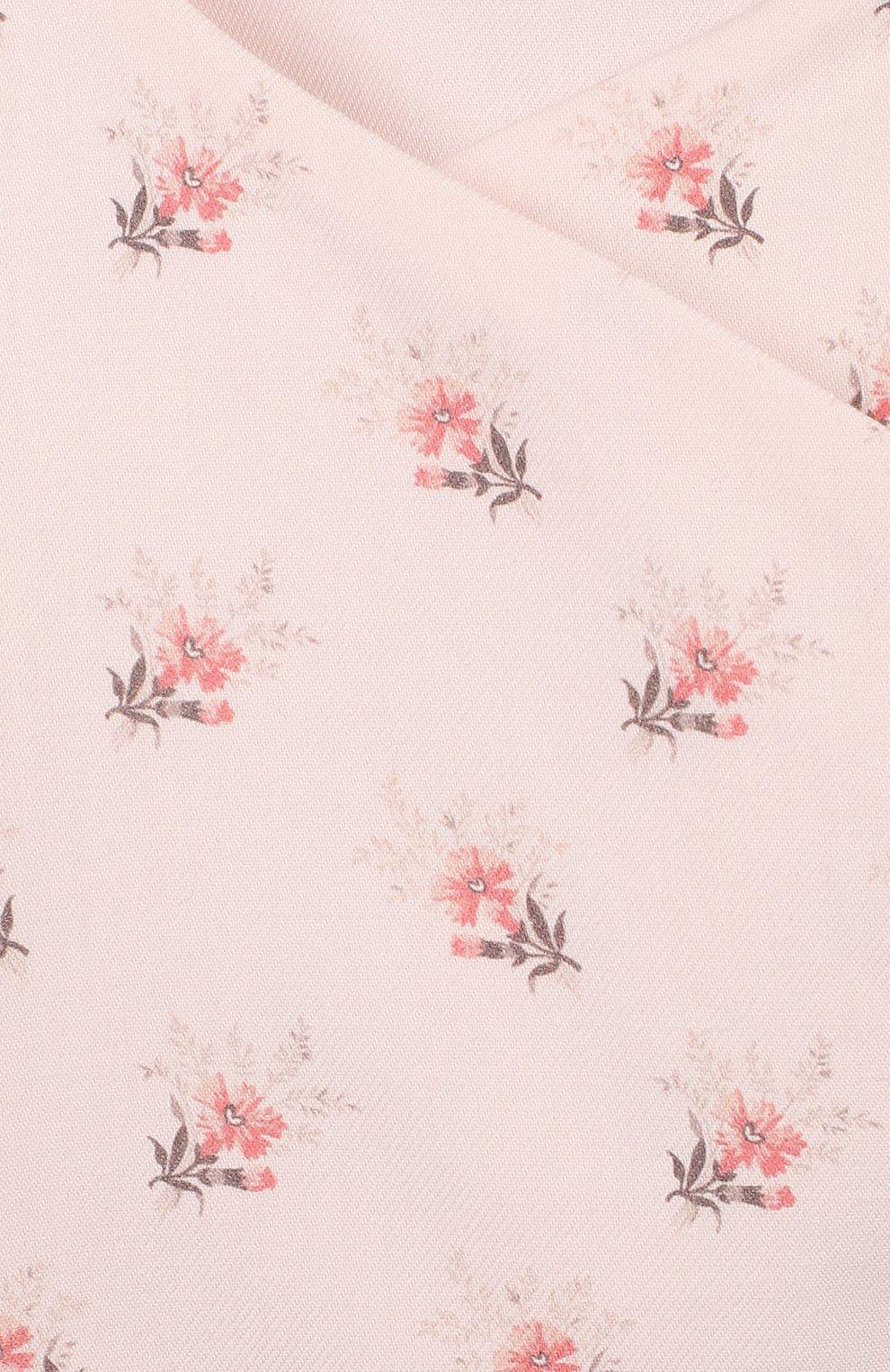 Детский хлопковый кардиган TARTINE ET CHOCOLAT светло-розового цвета, арт. TP40001/1M-1A | Фото 3