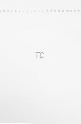 Детского хлопковая простыня TARTINE ET CHOCOLAT белого цвета, арт. TH70049 | Фото 2