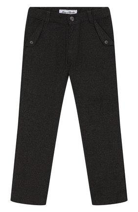 Детские хлопковые брюки TARTINE ET CHOCOLAT темно-серого цвета, арт. TP22013/6A-10A | Фото 1