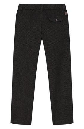 Детские хлопковые брюки TARTINE ET CHOCOLAT темно-серого цвета, арт. TP22013/6A-10A | Фото 2
