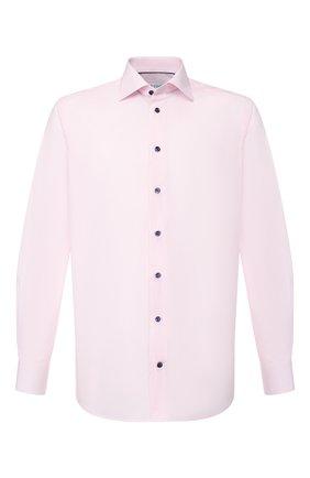 Мужская хлопковая сорочка ETON светло-розового цвета, арт. 1000 00264 | Фото 1