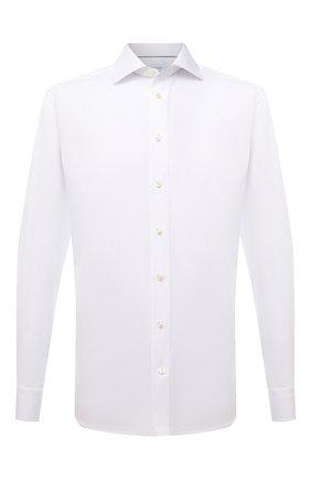 Мужская хлопковая сорочка ETON белого цвета, арт. 2567 79311 | Фото 1