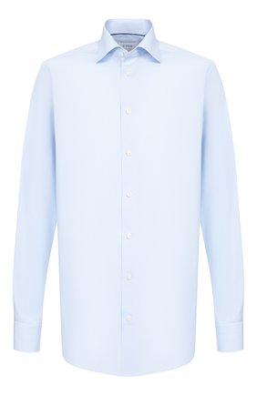 Мужская хлопковая сорочка ETON голубого цвета, арт. 2567 79311 | Фото 1