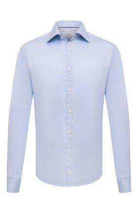 Мужская хлопковая сорочка ETON голубого цвета, арт. 3000 79811 | Фото 1
