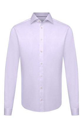 Мужская хлопковая сорочка ETON сиреневого цвета, арт. 3000 79811 | Фото 1