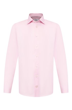 Мужская хлопковая сорочка ETON розового цвета, арт. 3441 79511 | Фото 1