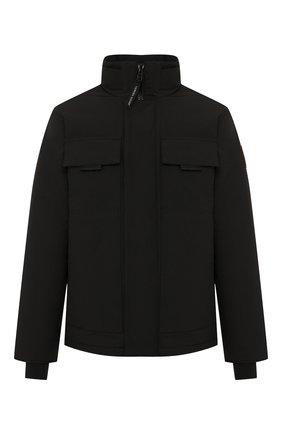Мужская пуховая куртка forester CANADA GOOSE черного цвета, арт. 5816M | Фото 1