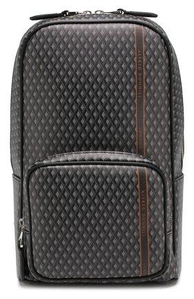 Мужской рюкзак DUNHILL темно-серого цвета, арт. DU19F3725CC | Фото 1