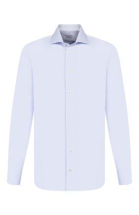 Мужская хлопковая сорочка VAN LAACK голубого цвета, арт. RAND0-TF05N/132241 | Фото 1