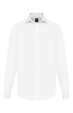 Мужская хлопковая сорочка VAN LAACK белого цвета, арт. MIVARA-TF/163254 | Фото 1