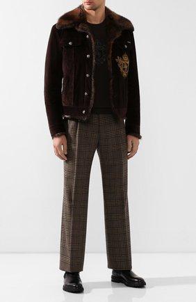 Куртка с меховой отделкой   Фото №2