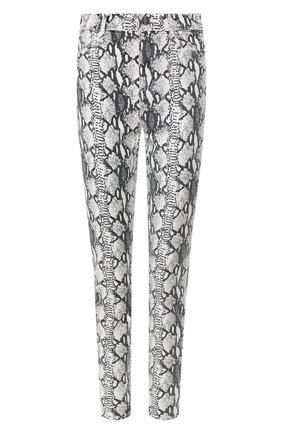 Женские джинсы с принтом FRAME DENIM разноцветного цвета, арт. AHRSKC790P | Фото 1