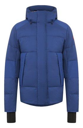 Мужская пуховая куртка armstrong CANADA GOOSE синего цвета, арт. 5076M | Фото 1