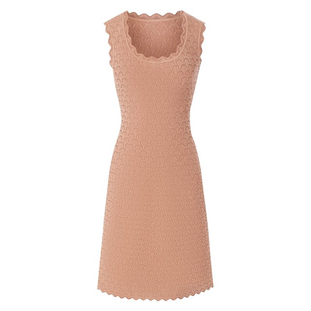 Платье из вискозы Alaia