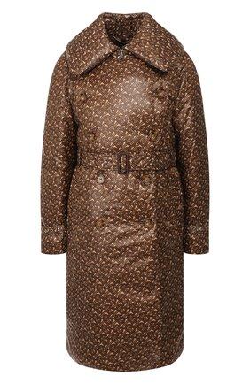 Пуховое пальто   Фото №1