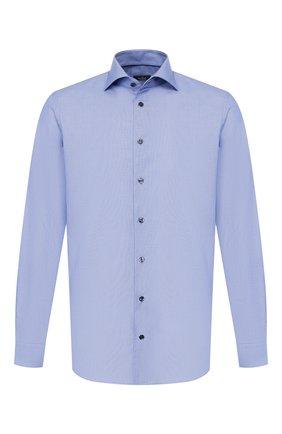 Мужская хлопковая сорочка VAN LAACK голубого цвета, арт. TIVARA2-PSF/156379   Фото 1