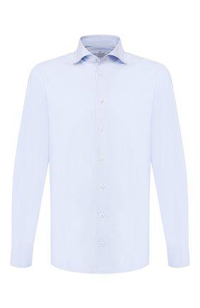 Мужская хлопковая сорочка VAN LAACK голубого цвета, арт. RIVARA-TF/150063 | Фото 1