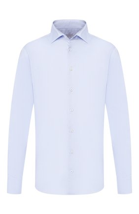 Мужская хлопковая сорочка VAN LAACK голубого цвета, арт. RIVARA-LSFN/150046   Фото 1