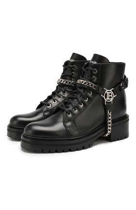 Кожаные ботинки Muse | Фото №1