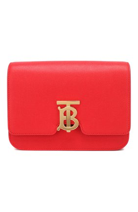 Женская сумка tb small BURBERRY красного цвета, арт. 8019339   Фото 1