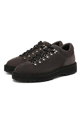 Замшевые ботинки Joan | Фото №1