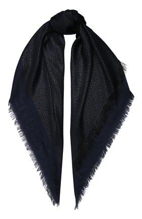 Платок из смеси шелка и шерсти с вискозой | Фото №1