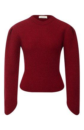 Женская шерстяной свитер LEMAIRE фуксия цвета, арт. W 193 KN412 LK085 | Фото 1