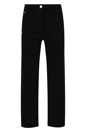 Женские джинсы LEMAIRE черного цвета, арт. W 193 PA220 LD034 | Фото 1