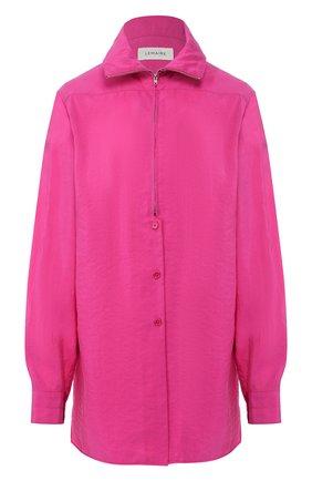 Женская рубашка LEMAIRE фуксия цвета, арт. W 193 SH248 LF208 | Фото 1