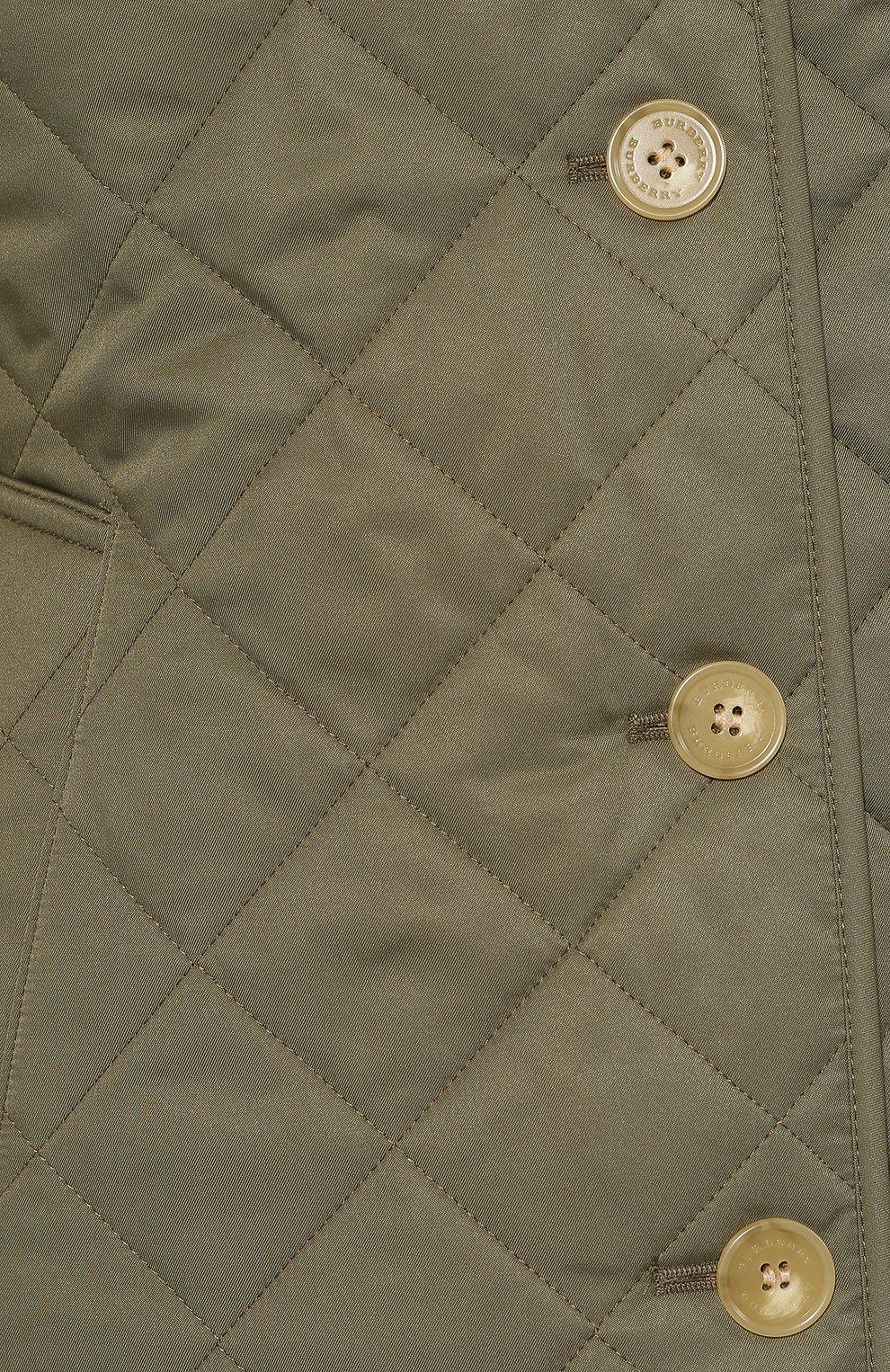 Стеганая куртка | Фото №5