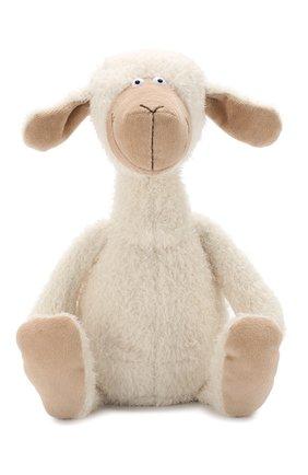 Детского игрушка овечка SIGIKID белого цвета, арт. 38888 | Фото 1