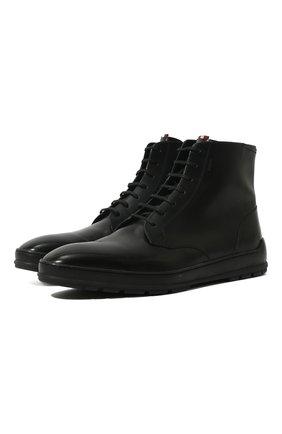Кожаные ботинки Reingold | Фото №1