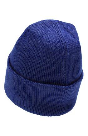 Женский шерстяная шапка CANADA GOOSE синего цвета, арт. 6936L | Фото 2