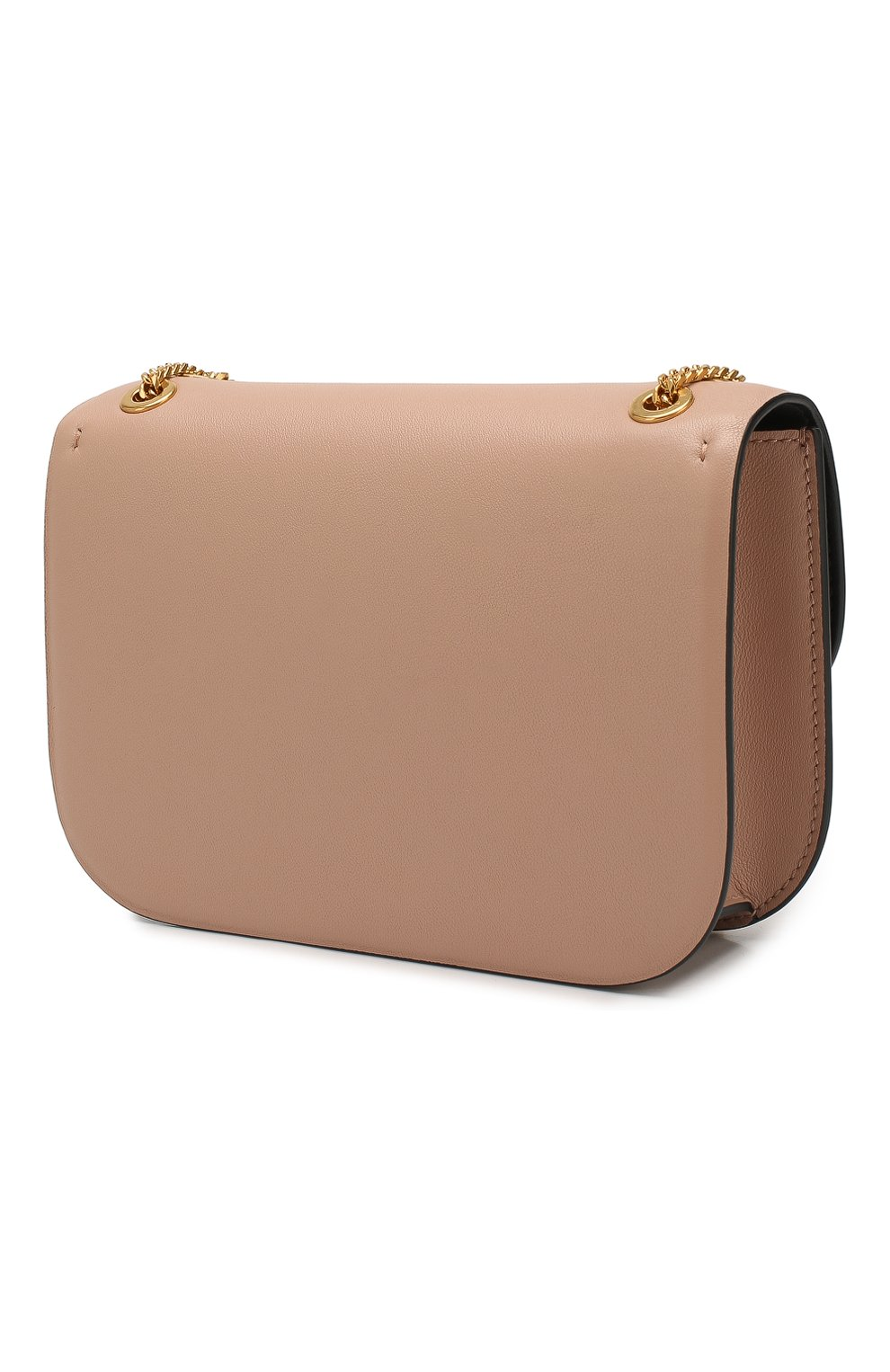 Женская сумка valentino garavani vlock small VALENTINO бежевого цвета, арт. SW0B0F21/JEA | Фото 3
