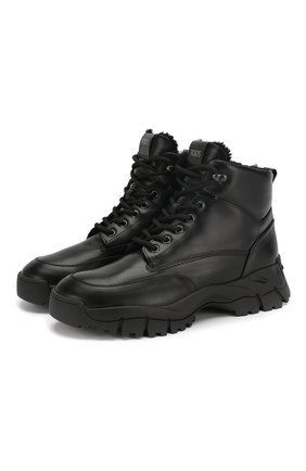 Кожаные ботинки Sportivo | Фото №1
