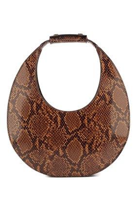 Женская сумка moon STAUD коричневого цвета, арт. 159-9166 | Фото 1