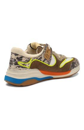 Комбинированные кроссовки Ultrapace | Фото №4