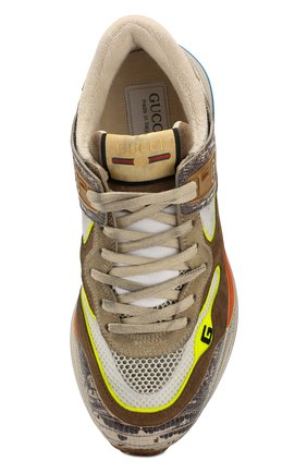Комбинированные кроссовки Ultrapace | Фото №5