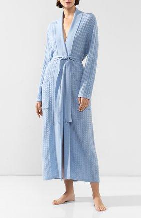 Кашемировый халат | Фото №2