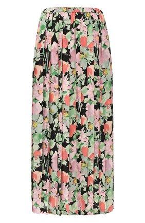 Шелковая юбка   Фото №1