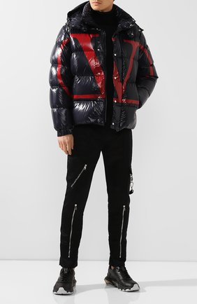 Пуховик Valentino x Moncler VLOGO | Фото №2