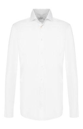 Мужская хлопковая сорочка VAN LAACK белого цвета, арт. RIVARA-TF/150063 | Фото 1