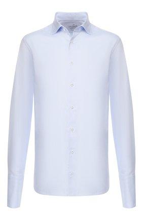 Мужская хлопковая сорочка VAN LAACK синего цвета, арт. RIVARA-TF/130532 | Фото 1
